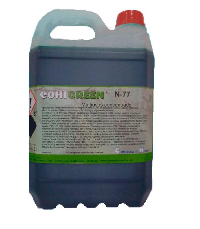 Cohigreen N77 Multiusos concentrado 5...