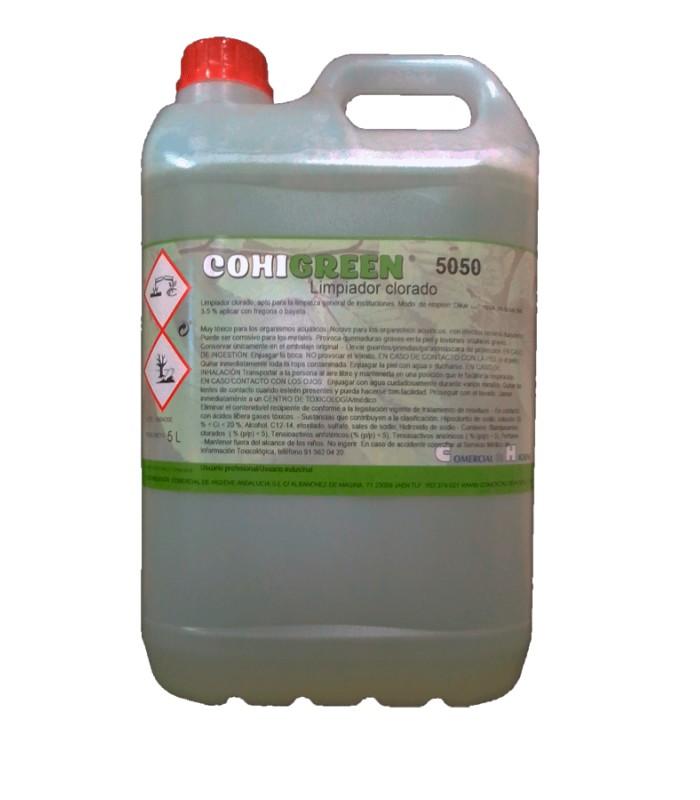 Limpiador Clorado Cohigreen S-5050 5...